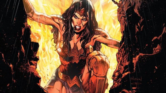 Komik Wonder Woman #785