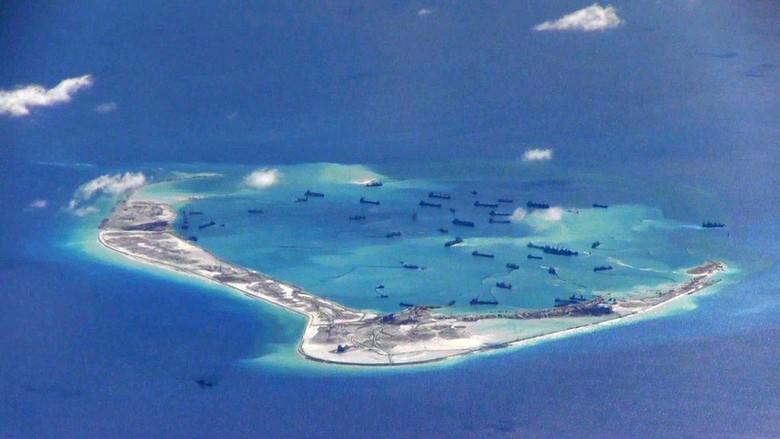 Laut China Selatan: Aksi China memburu sumber daya melanggar hukum, kata Menlu AS