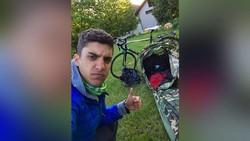 Mahasiswa Bersepeda 48 Hari, 3.500 Km, untuk Pulang ke Rumah!