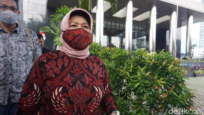 Mantan Bupati Bogor Nurhayanti