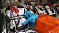 Masa Pandemi, Stok Darah PMI DKI Jakarta Menipis