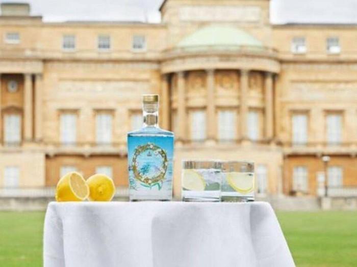 minuman dari istana inggris