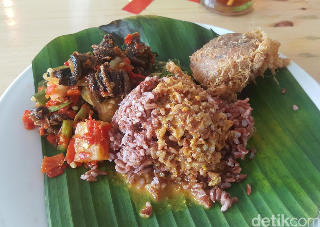 Nasi Kapau Kedai Sutan Mangkuto