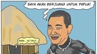 Cerita Ngomik Maksa Dicap Buzzer Partai Politik