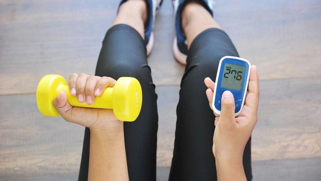 Benarkah Penderita Diabetes Dilarang Olahraga?