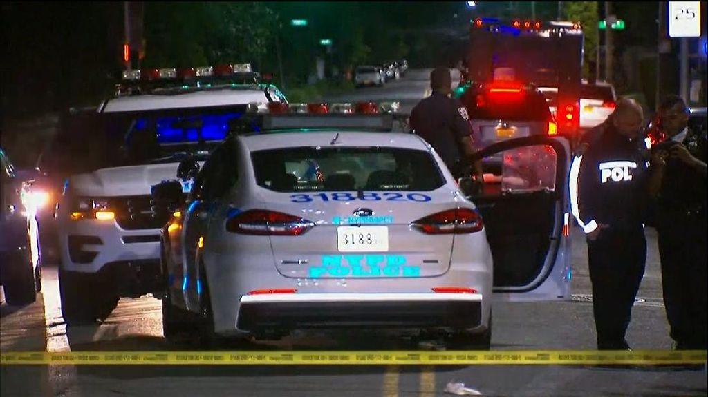 Penembakan Terjadi di New York, 5 Orang Terluka