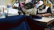 Penjahit Busana di Blok M Square Kembali Bergeliat