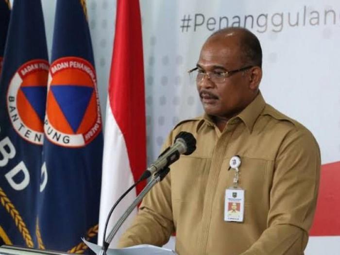 Plt Direktur Jenderal Bina Administrasi Kewilayahan Kemendagri Syafrizal