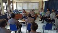 Kapolda Jatim Akan Ngantor di Polsek Cek Penanganan COVID-19 Surabaya