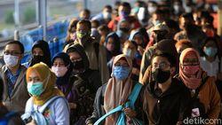 Senin KRL Mulai Normal, Ingat Lagi Protokol Kesehatan di Transportasi Umum