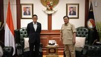 Sandiaga Reuni dengan Prabowo, Klaim Cetuskan Lumbung Pangan Sejak Pilpres