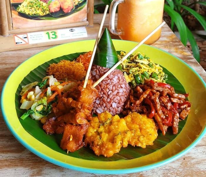 Rekomendasi kafe vegan di Bali