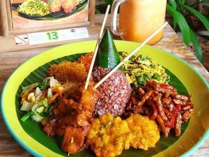 5 Kafe Vegan di Bali Ini Punya Menu Enak, Nasi Campur hingga Burger