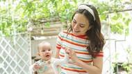 Shandy Aulia Diserbu Kritik karena Berikan Bayinya MPASI di Usia 4 Bulan