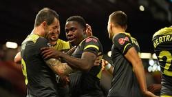 Southampton Sukses Jinakkan Dua Manchester