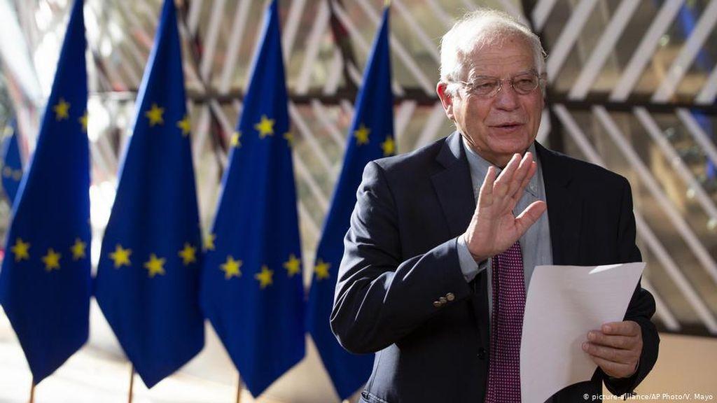 Israel Diminta Uni Eropa Hentikan Aneksasi Tepi Barat