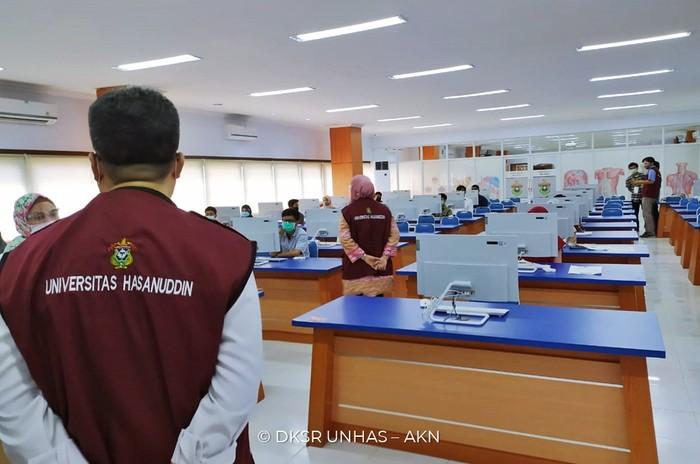 UTBK di Unhas Makassar