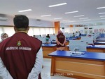 Diikuti 17.548 Peserta, Tingkat Kehadiran UTBK di Unhas Capai 92 Persen