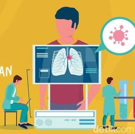 Virus Corona Juga Menular Lewat Udara, Harus Bagaimana?