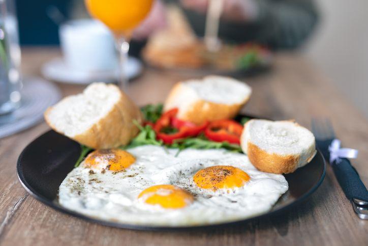 Waktu yang ideal untuk sarapan