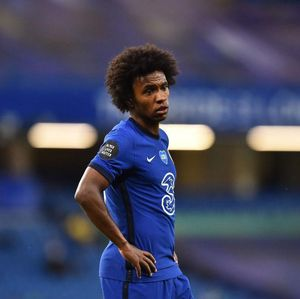 Willian Pamit dari Chelsea