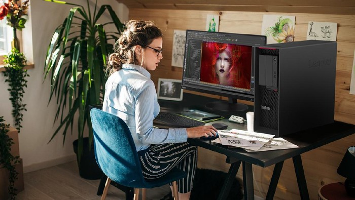 Lenovo Rilis Workstastion 64 Core Pertama di Dunia