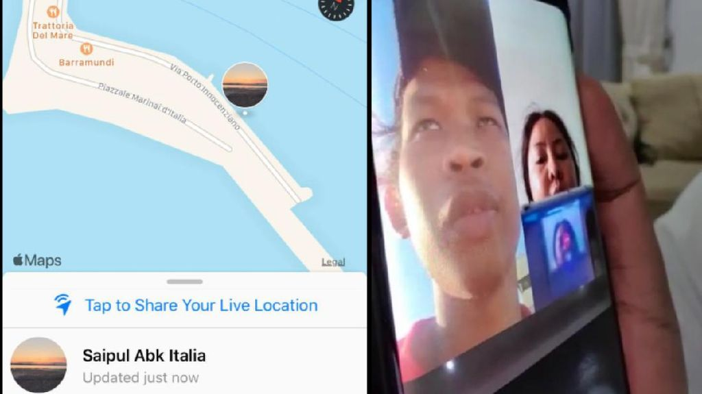 ABK Indonesia Adukan Dugaan Kekerasan di Italia Lewat Video Call