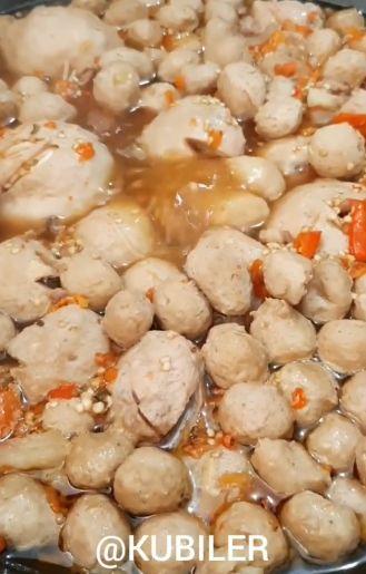 Bakso Kepiting di Bogor