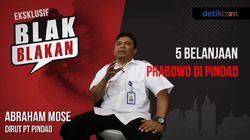 Blak-blakan Belanja Senjata Prabowo di PT Pindad
