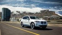 Nih, Wujud BMW iX3 Buatan China