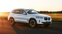 BMW iX3 Buatan China Meluncur Tahun Ini, Harganya Rp 1,1 M