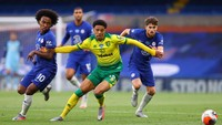 Chelsea Vs Norwich: The Bules Unggul 1-0