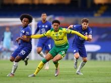 Chelsea Vs Norwich: The Bules Unggul 1-0