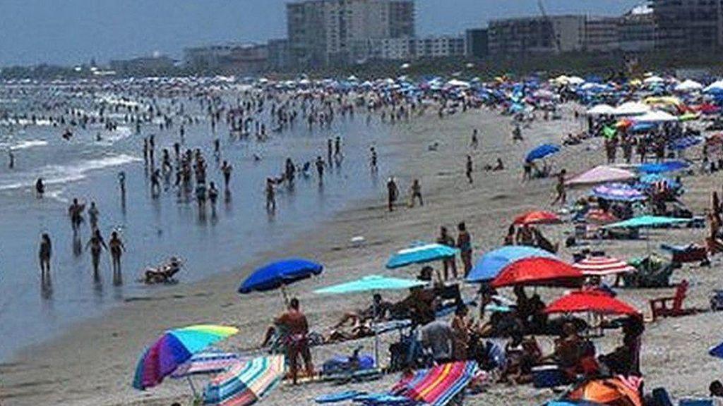 Ada Apa di Balik Begitu Tingginya Kasus Corona di Florida?