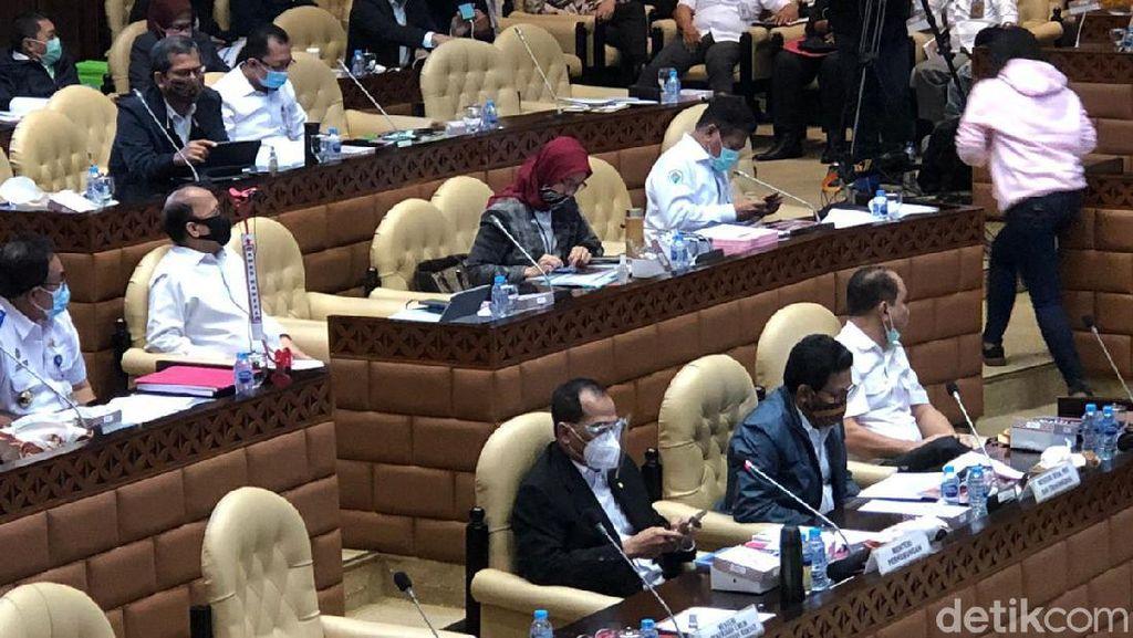 Budi Karya Pamer Hasil Laporan BPK: WTP 7 Tahun Berturut-turut