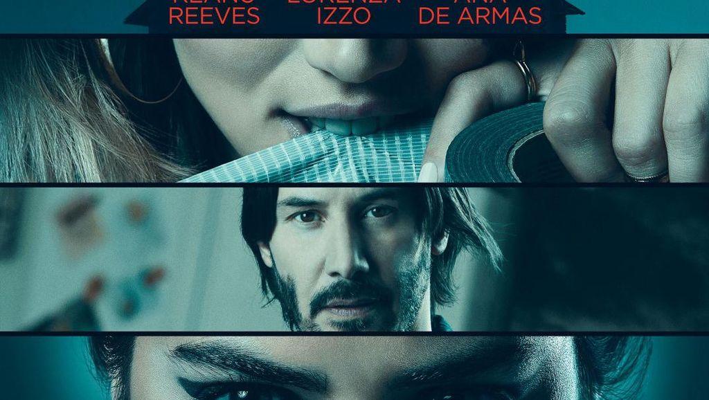 Sinopsis Film Knock Knock, Dibintangi Keanu Reeves dan Ana de Armas