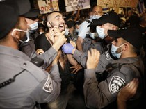 Gegara Corona, PM Israel Diminta Mundur