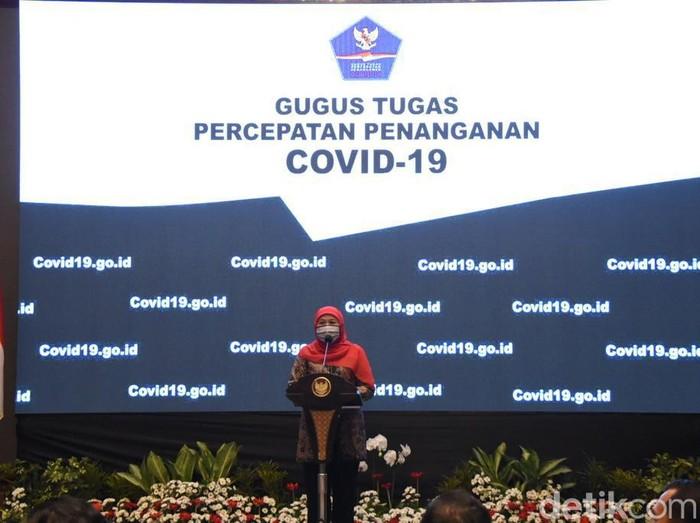 Kasus positif COVID-19 di Jawa Timur bertambah 296 sehingga totalnya mencapai 17.212 kasus. Yang sembuh bertambah 521 orang.