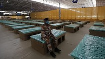 Kasus Corona Hampir Sentuh 1 Juta, India Kembali Berlakukan Lockdown
