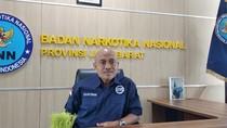 Cegah Corona, BNN Jabar Lakukan Rapid Tes ke Tersangka Narkotik