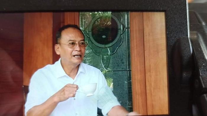 Ketua DPP PDIP Nusyirwan Soejono