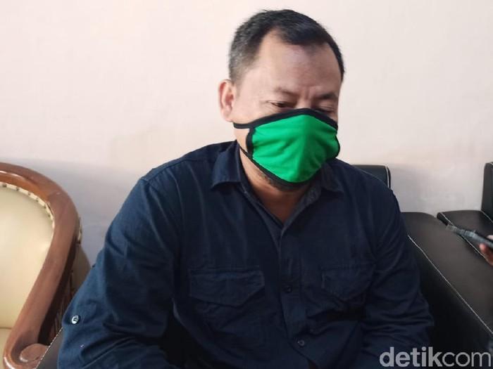 Ketua KPUD Ponorogo Munajat
