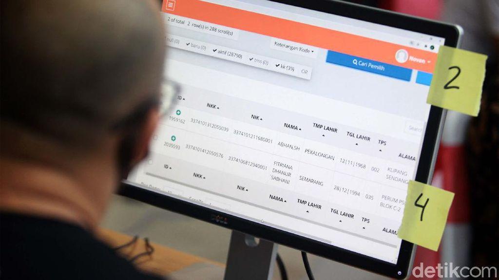 Klik lindungihakpilihmu.kpu.go.id, untuk Cek Data Diri Jelang Pilkada 2020