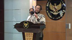 Sultan HB X Tak Terapkan Inpres Jokowi, Mahfud: Tergantung Kondisi Daerah