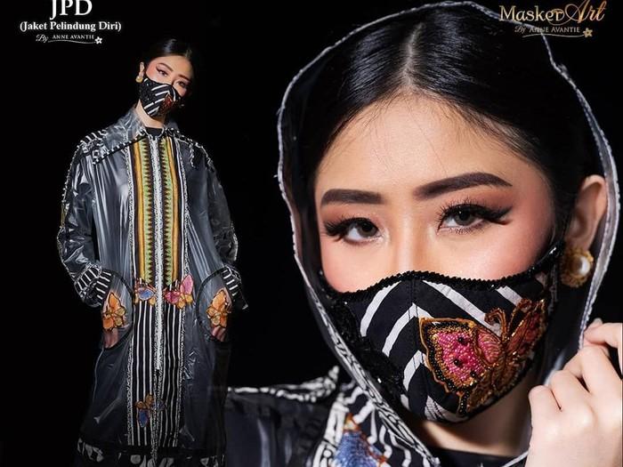 masker desainer hian tjen