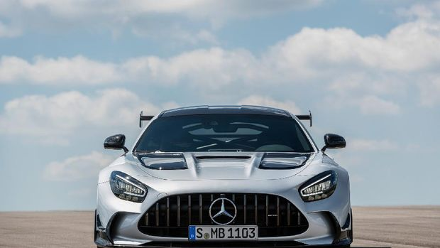 Mercedes-Benz AMG GT Black Series