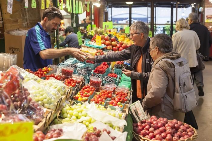 Pasar Modern di Berbagai Negara