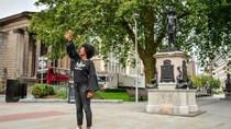Patung Pendemo Black Lives Matter Muncul di Inggris
