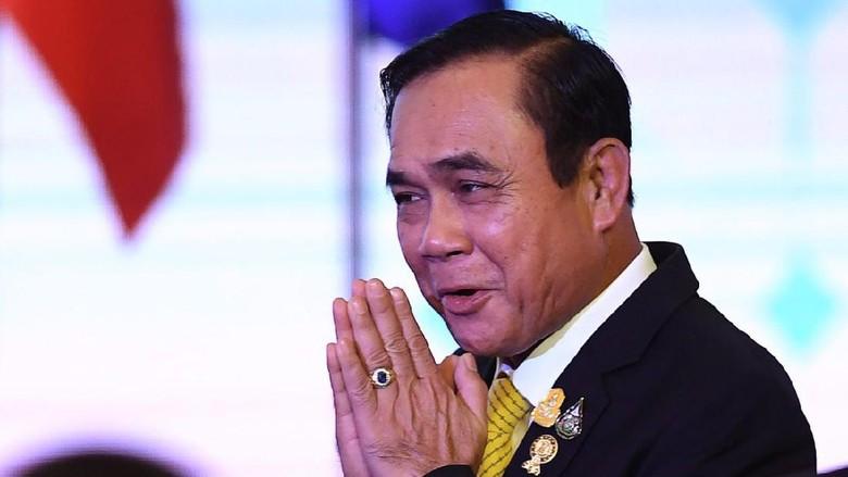 Perdana Menteri Thailand, Prayut Chan-o-Cha