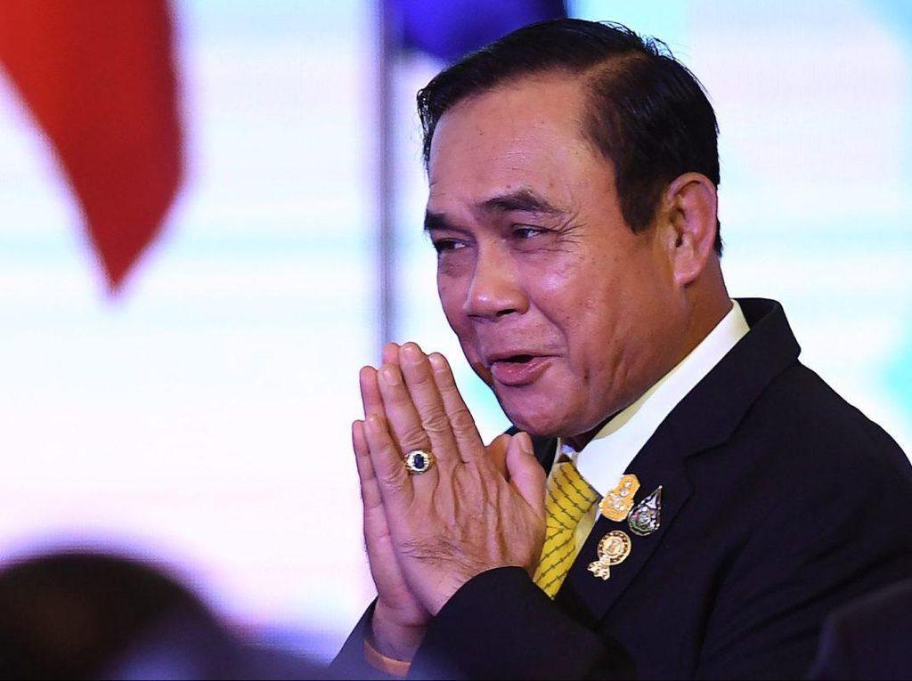 Tegas! Tentara Mesir Langgar Karantina, Thailand Setop Penerbangan
